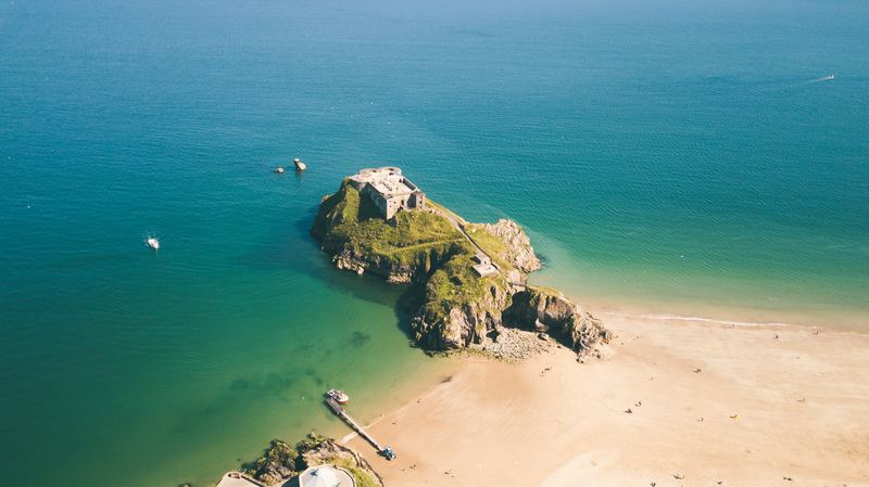 Goboony Wales H2 Tenby Wales Coast