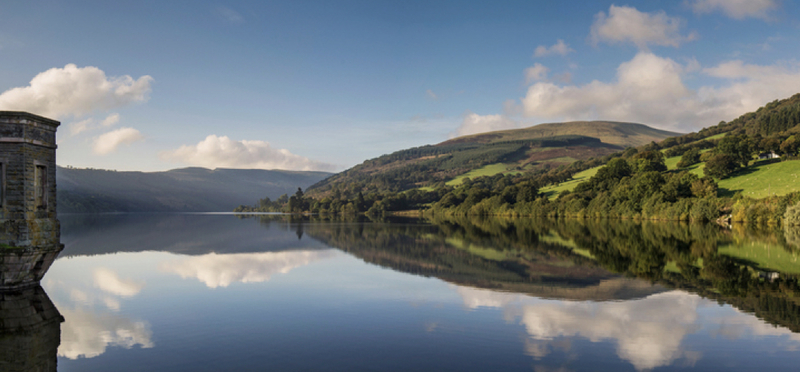Brecon Beacons Reservoir