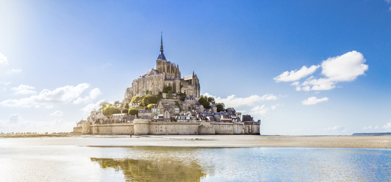 Goboony_-_Francia_in_camper_Mont_Saint-Michel
