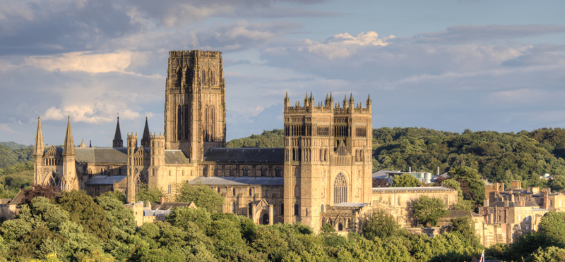 North Pennines Durham Cathedral