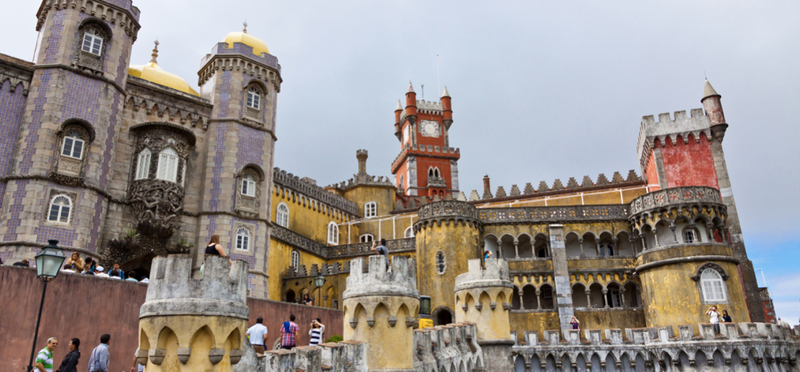 Goboony Portugal H2 Sintra Castles