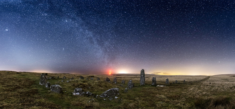 Dartmoor Starry sky