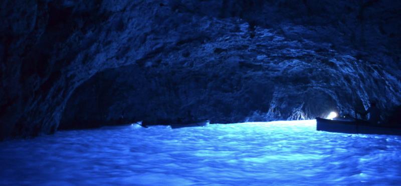Goboony Italy Capri H2 Blue Grotto