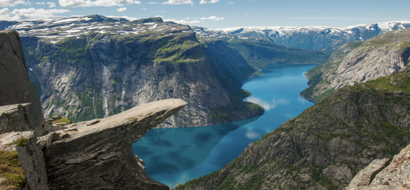 Goboony Norway H2 Trolltunga Ringedalsvatnet Hiking