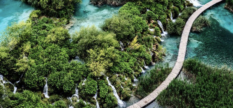 Goboony Croatia H2 Plitvice National Park Waterfalls