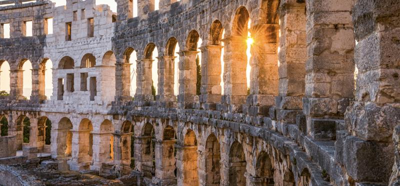Goboony Croatia H2 Pula Roman Arena