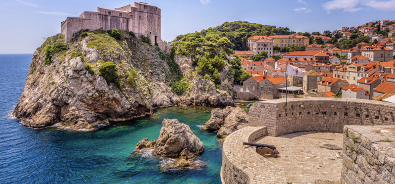 Goboony Croatia H2 Dubrovnik Houses Walls