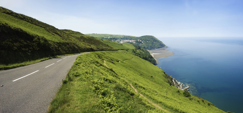 Exmoor Coastal Road
