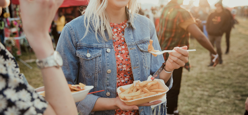Goboony Food Events H2 Girl Festival Fries Fun