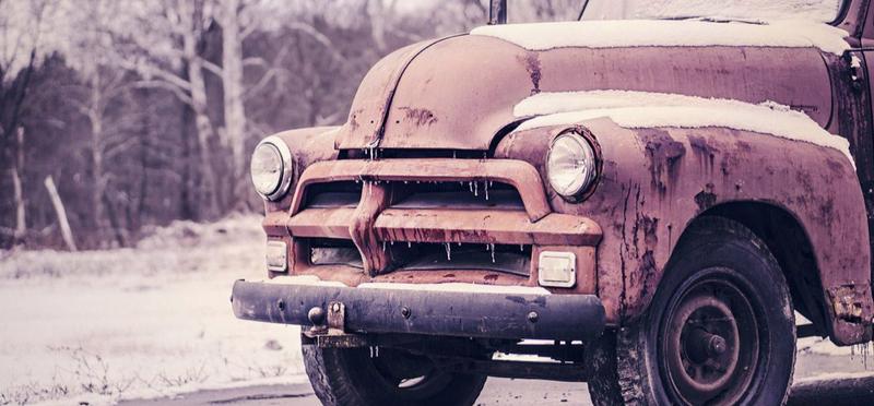 Winter Motorhome Storage Checklist H2 Snow Car Vehicle Cold