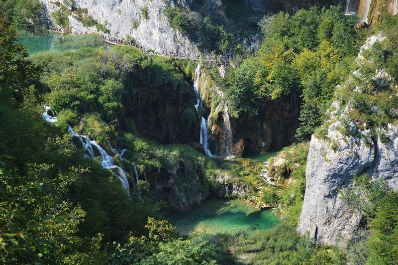 cascate Plitvice