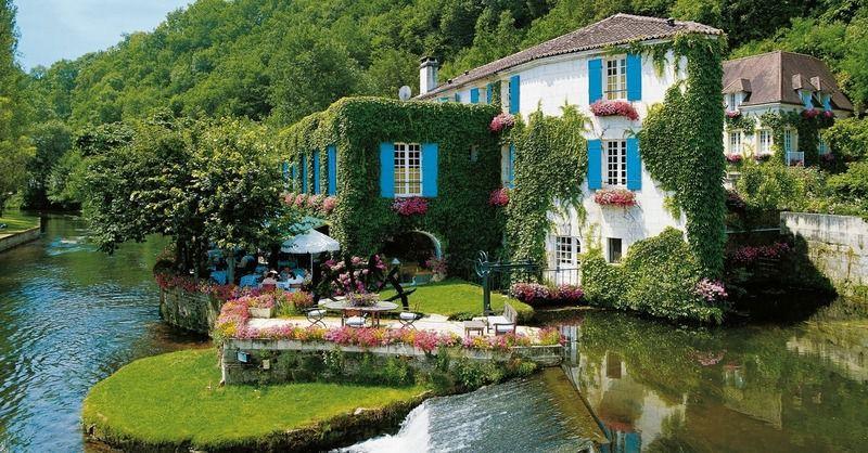 Hotel Moulin de Roc