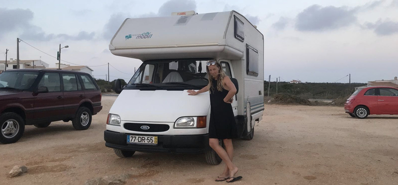 Caitlyn and Ivo's Motorhome