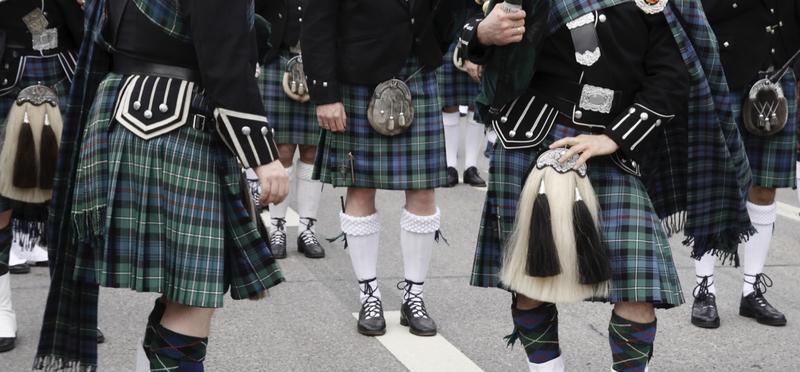 Goboony St Andrew's Day H2 Kilts Scotland Festive