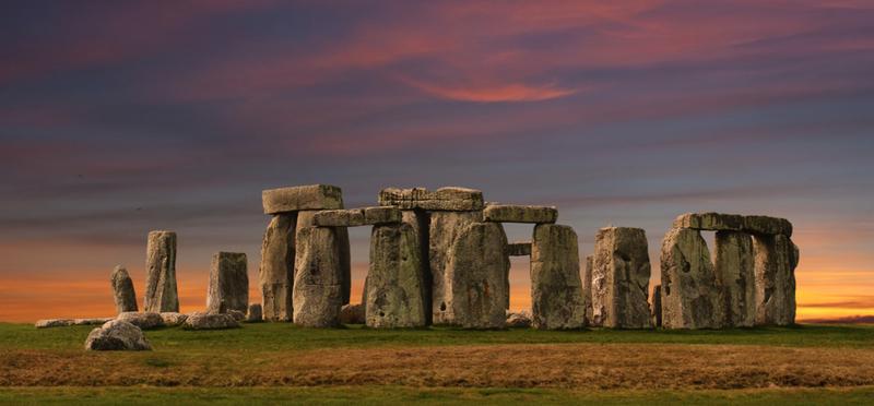 Goboony English Heritage H2 Stone Henge
