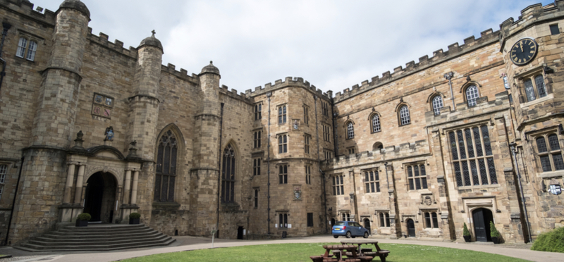 Goboony English Heritage H2 Durham Castle Cathedral