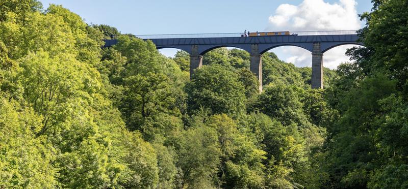 Goboony English Heritage H2 Pontcysyllte Aqueduct Canal