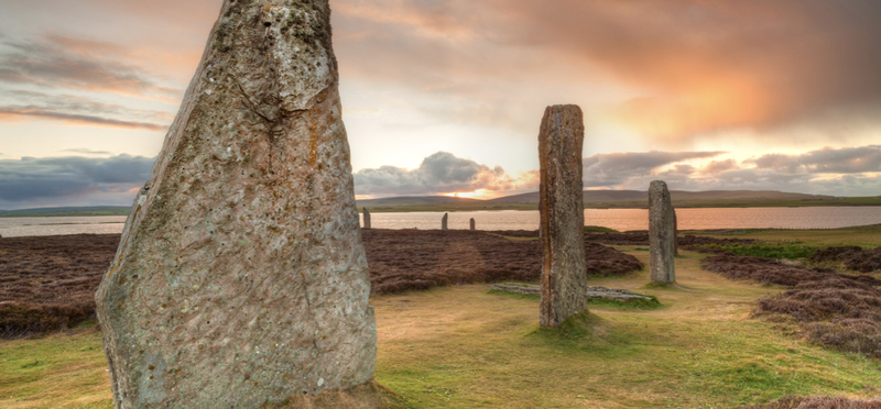 Goboony Heritage H2 Heart of Neolithic Orkney Scotland