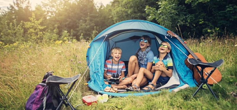 Goboony Camping Activities Kids H2 Tent Children Nature