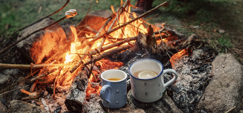 Goboony Open Fire Cooking H2 Campfire Mug