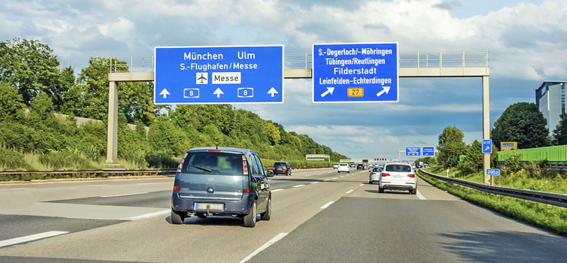 Goboony tol Duitsland