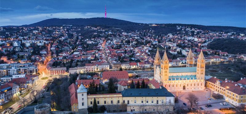 Goboony Holiday Destination Europe H2 Pecs Hungary