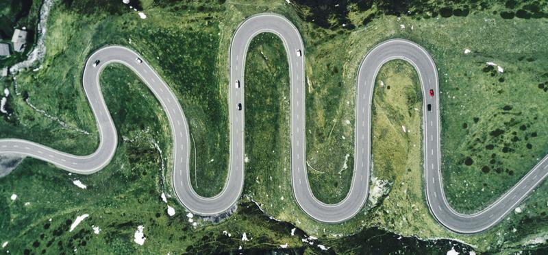 Goboony Switzerland Road H2 Nature Highway