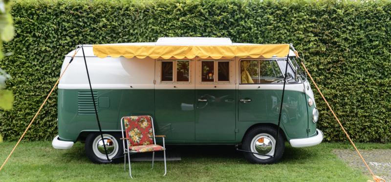 Goboony Small Motorhome H2 Campervan VW Garden