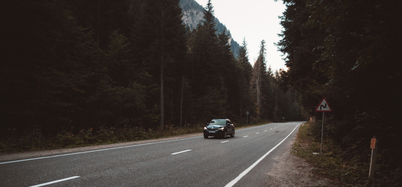 Goboony Driving Rules Germany H2 Road Car Forest