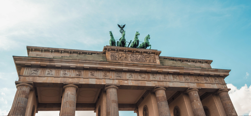 Goboony Driving Rules Germany H2 Berlin Brandenburg Gate