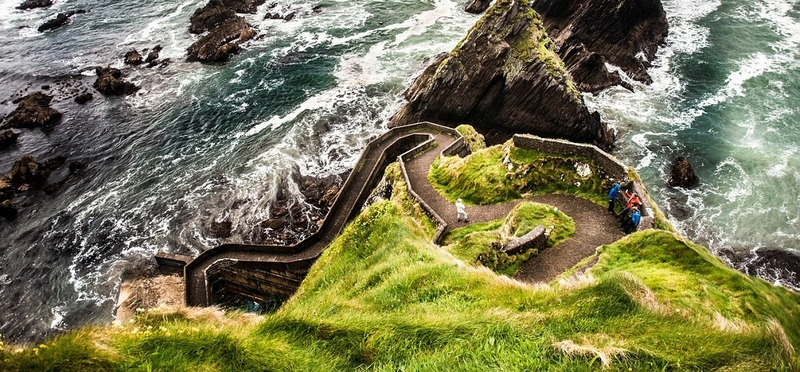 Go on a road trip to Ireland and experience its beauty H2 Goboony Water Nature Dingle Grass