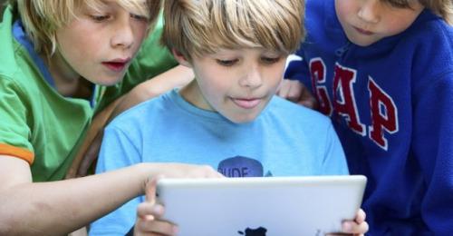 Filmpje op iPad