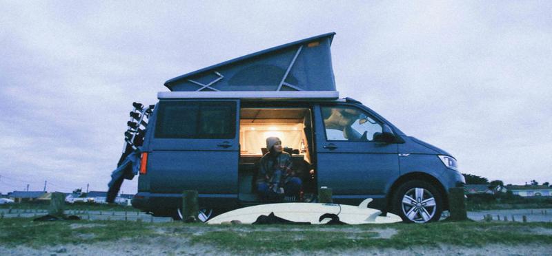 Goboony Motorhome Campervan Van Life H2 Sky