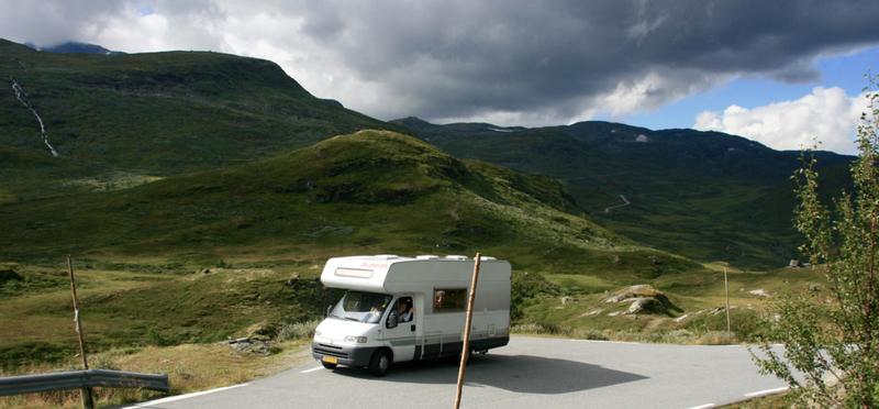 Goboony met de camper naar Zweden
