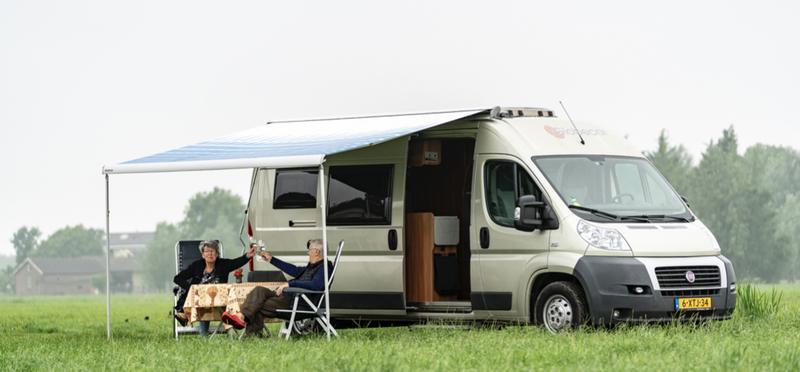 Onderweg met een camper in Nederland