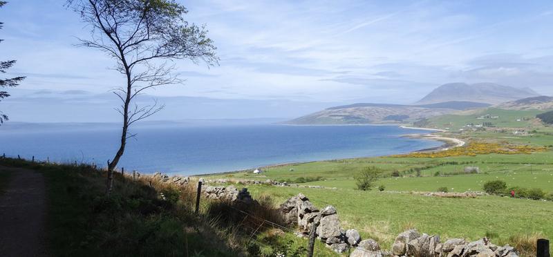 Isle of Arran Sea View - Goboony