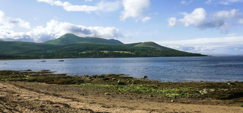 Beach Isle of Arran - Goboony