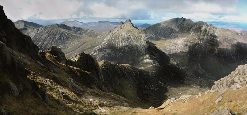 Goatfell Mountain Isle of Arran - Goboony