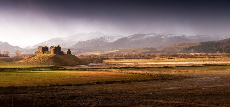 Goboony Scotland Aberdeenshire Aberdeen H2 Nature Castle Moor