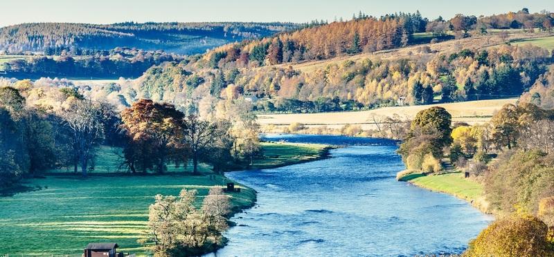Goboony Scotland Aberdeenshire Aberdeen H2 River