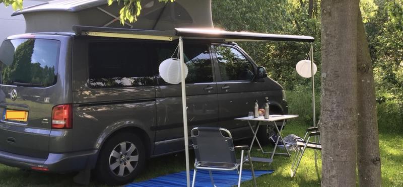 Goboony Campervan Campfire Trip H2 Van Motorhome