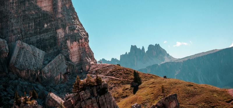 Goboony Visit Italy H2 Dolomites Mountains Sky