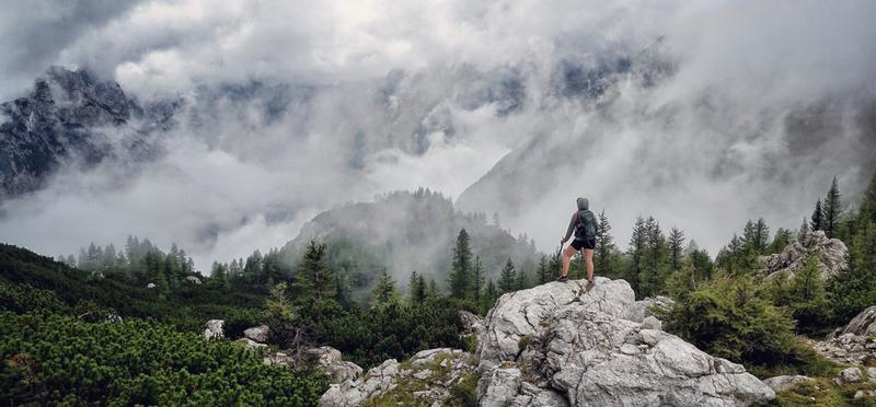 Goboony Visit Slovenia H2 Hiking Mountain