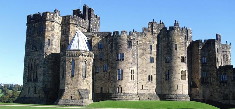 Goboony Alnwick Castle H2 Northumberland