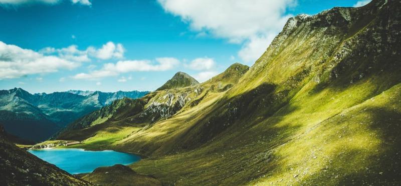 Goboony - Met de camper naar Zwitserland - Alpen