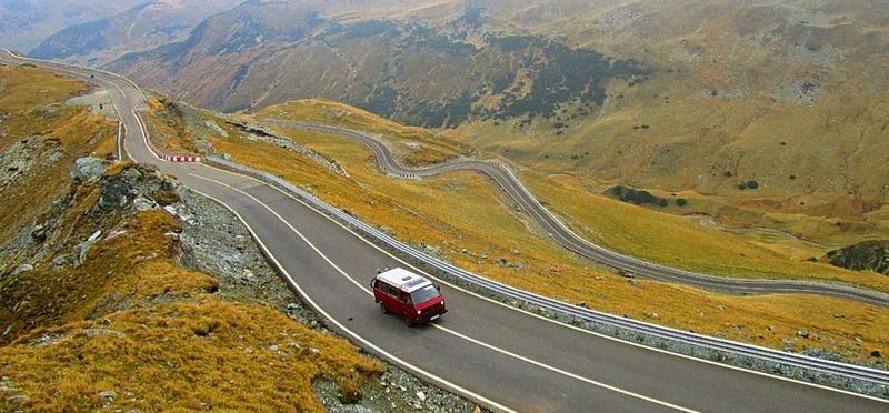 Goboony rijden in Engeland bergen