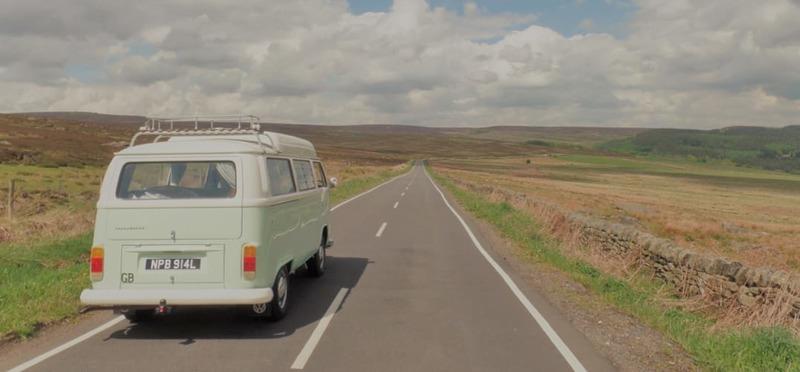 Goboony rijden in Engeland Volkswagen