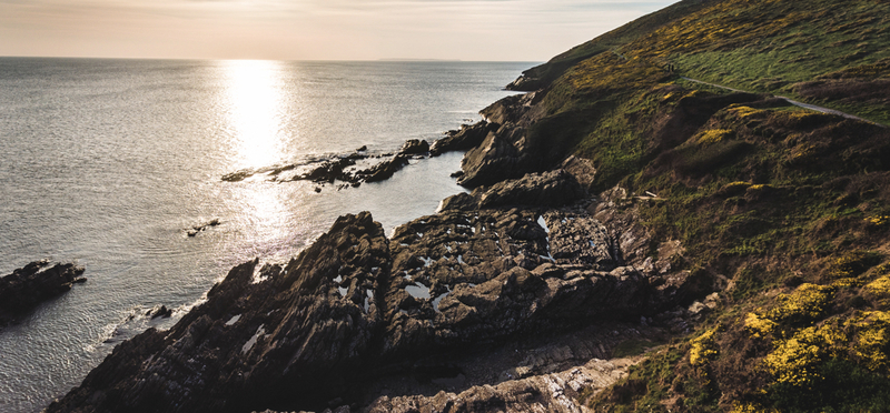 Goboony Honeymoon Destinations England H2 Coast Sea Cornwall