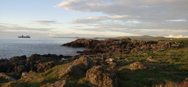 Goboony Scotland SWC 300 South West Coastal H2 Coast
