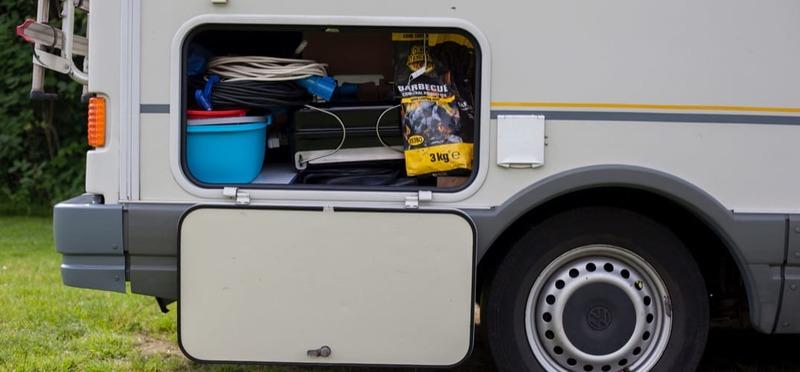 Goboony Inpaklijst vakantie camper laadruimte